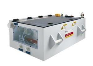 Particle safety sensor Cabinet